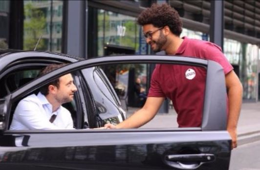 This is a picture of one of the best valet service cost of a valet company in portland oregon